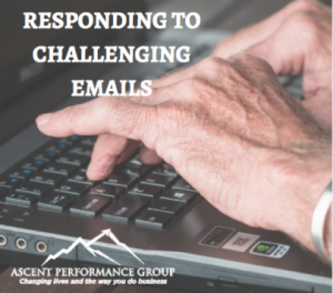 Responding to Challenging Emails