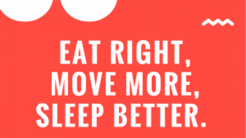 Eat, Move, Sleep – Book Review