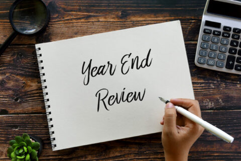 How to Do A Year End Review