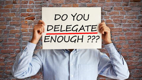 Accomplishing More with Delegation
